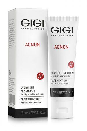 טיפול באקנה עם מוצרי אקנון acnon מבית GIGI