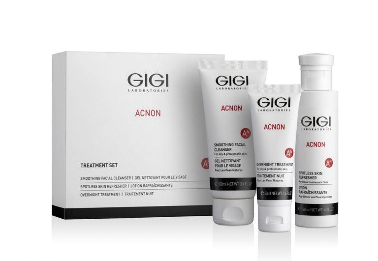 טיפול באקנה acnon, להיפטר מהחצקונים